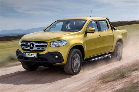 Mercedes X Class Truck Price by New Mercedes X Class Up News Specs Prices V6