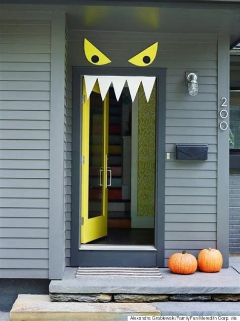 decoration front door 9 easy diy door decorations for this month