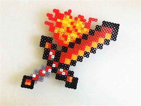 perler minecraft 25 best ideas about hama minecraft on