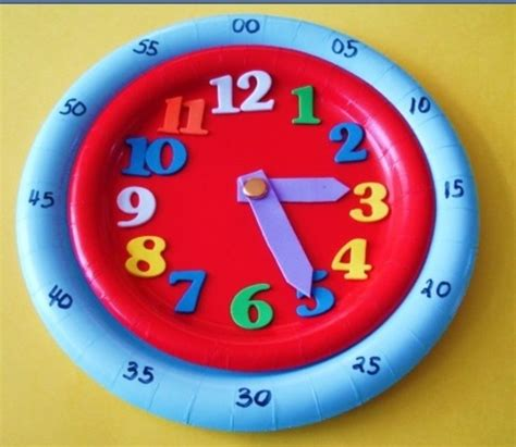 clock crafts for money saver crafts and activities looking 2 save