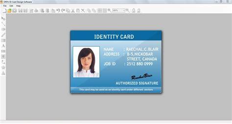 make identity card postfiles