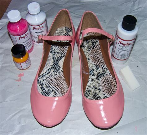 angelus paint tutorial how to paint leather shoes shoes for yourstyles