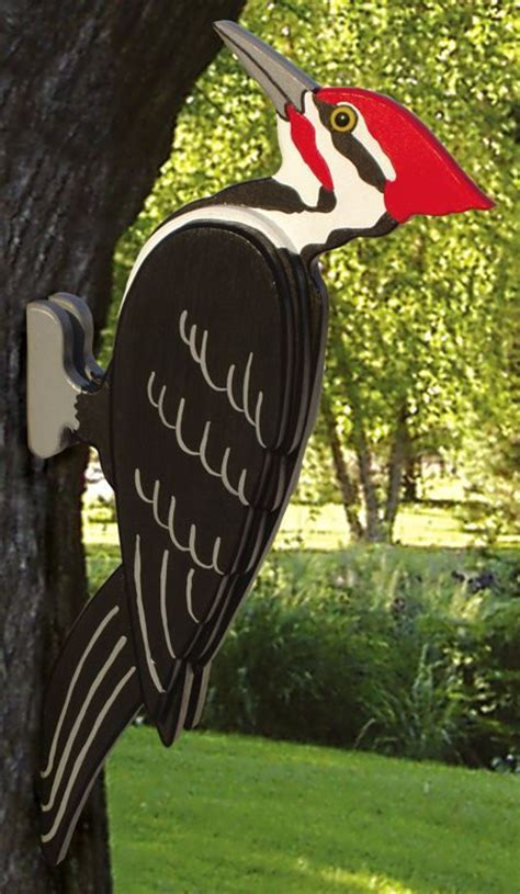 the woodpecker woodworking 19 w3059 pileated woodpecker woodworking plan дятлы