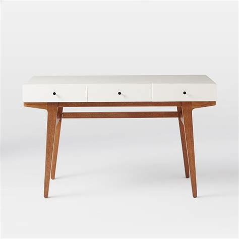 simple modern desk modern desk west elm