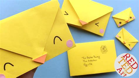 craft paper envelope origami envelope paper crafts for ted