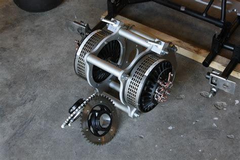 Electric Kart Motor by Dc Motor Ev