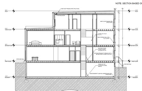 story house floor plans with basement and community
