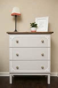 Bedroom Vanity With Storage white ikea dresser hacks and transformations