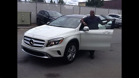 Smallest Suv by 2017 Mercedes Gla250 Reviewing The Performance Of