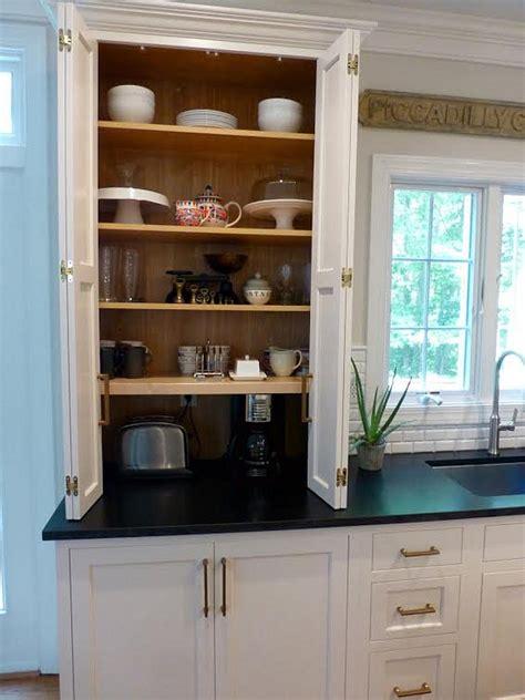 kitchen cabinet appliance garage before after kitchen makeover ideas home bunch