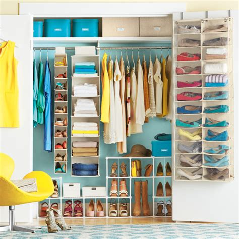 Martha Stewart Closet Accessories by Rid Yourself Of Clutter Tips To Organize Your Closet