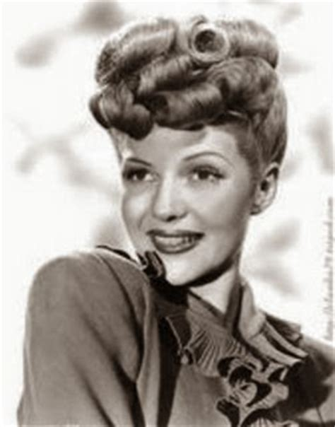 hairstyle facts from the 1940 s heroes heroines and history hairstyles during world war ii