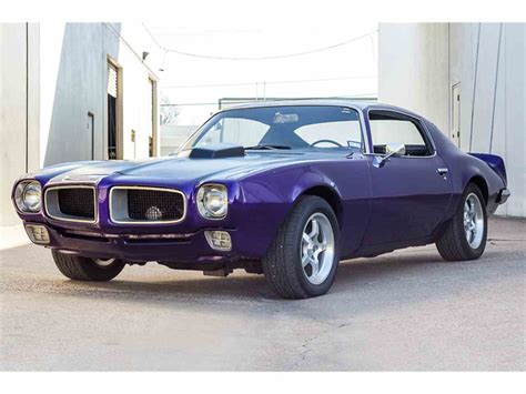 Pontiac Firebird 1970 For Sale 1970 pontiac firebird for sale classiccars cc 963566