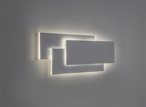 einzigartige led wandleuchte mit up amp down lichteffekt