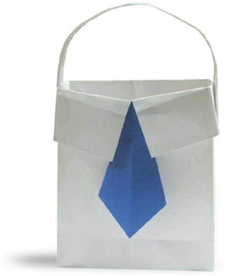 origami shirt box origami a shirt bag