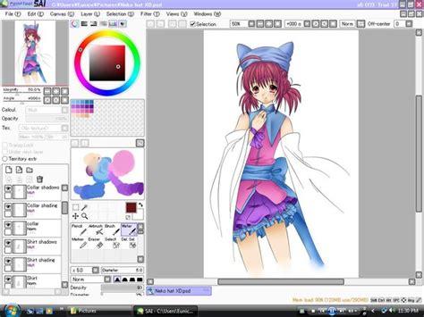 descargar para paint tool sai descargar paint tool sai descargar software programas