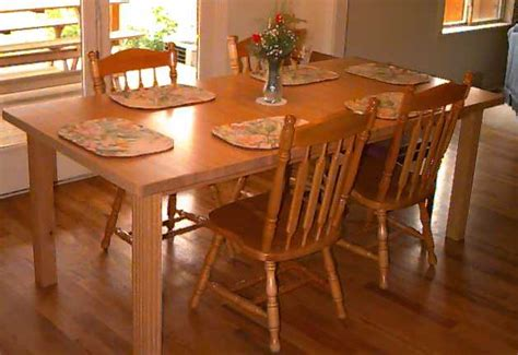 kitchen table woodworking plans pdf diy solid wood kitchen table plans small
