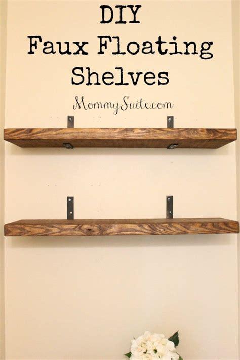 bathroom wall shelves wood best 20 wall shelves ideas on