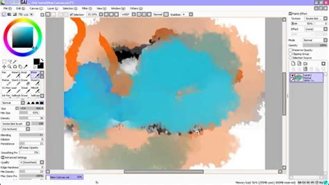 paint tool sai cloud brush smoke cloud brush for paint tool sai