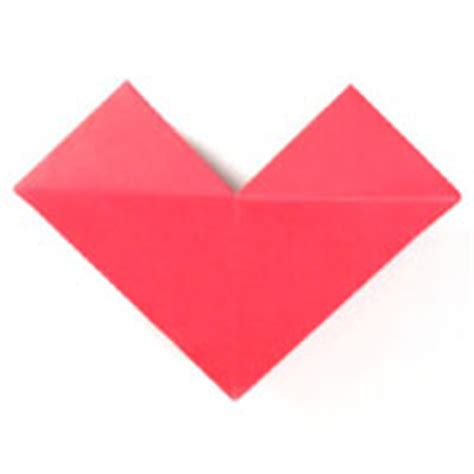 small origami hearts how to make easy origami models