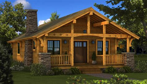 small log cabin house plans small log home plans smalltowndjs