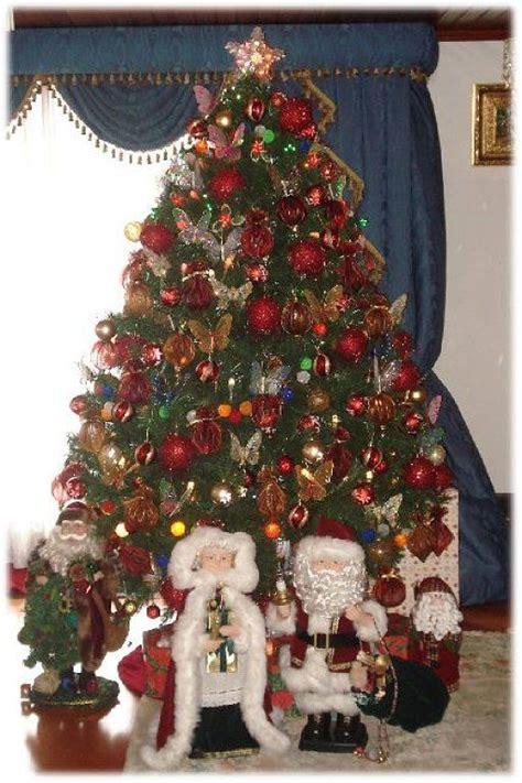 modelos de decoraciones de arboles de navidad decoracion de arboles navidenos naturales decoracion