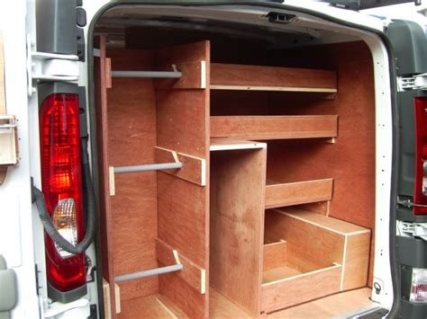 Work Office Ideas van shelving opel vivaro towing equipment limited