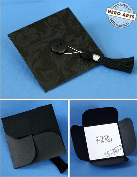 how to make a graduation cap card 25 diy graduation card ideas hative