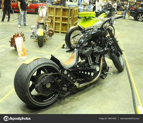 Poto Poto Motor by Custom Moto Harley Davidson Photo 233 Ditoriale