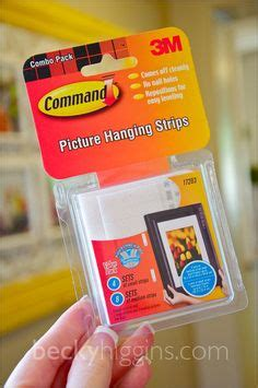 how to hang things without nails command strips on command strips command