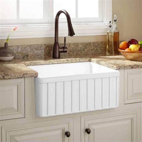 best kitchen sink material 9 best kitchen sink materials you will