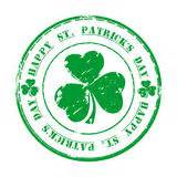 free rubber st st patricks day rubber st royalty free stock images