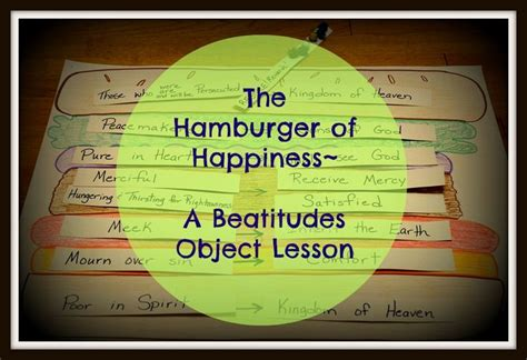 beatitudes crafts for the 101 best images about beatitudes on