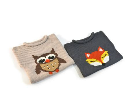 handmade knitted jumpers handmade knitted owl jumper and knitted shorts by anagibb