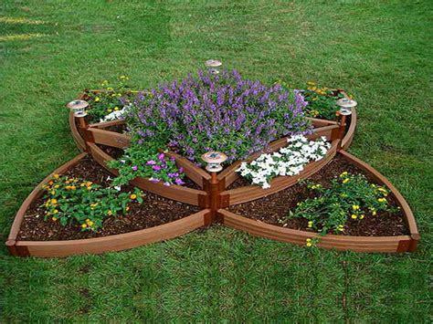 raised flower garden gardening landscaping best raised flower garden raised