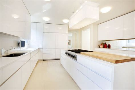 white kitchen cabinets with butcher block countertops 37 luxurious kitchens with white cabinets designing idea