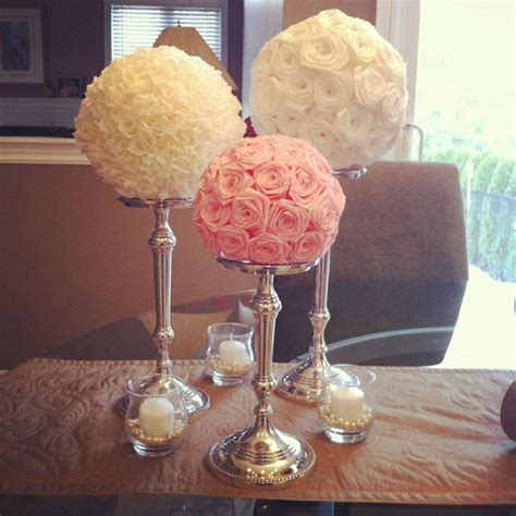 flower centerpieces 25 best ideas about diy wedding centerpieces on