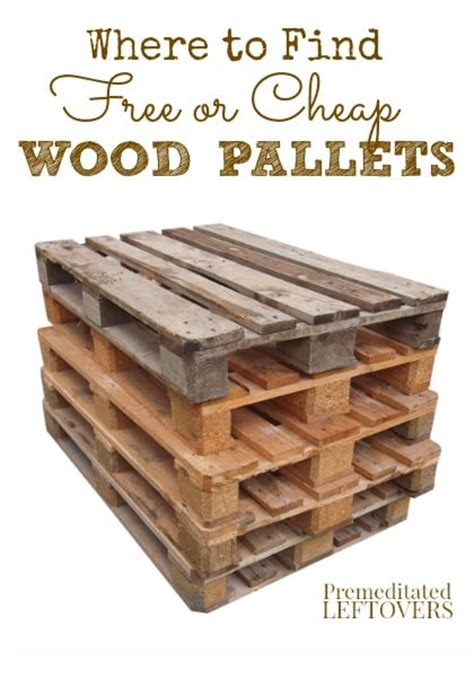 where to buy wood for woodworking where to find free or cheap wood pallets