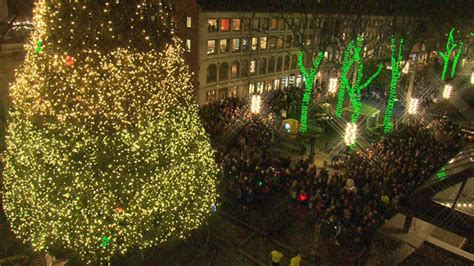 tree lighting faneuil faneuil tree lighting kicks season in
