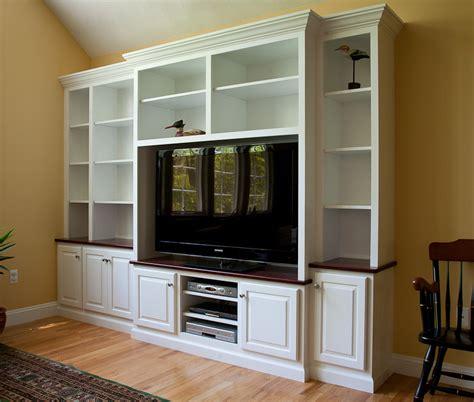 cabinets and bookshelves custom built in tv cabinets and bookshelves central