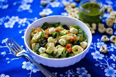 tortellini pasta salad summer tortellini pasta salad simply lebanese
