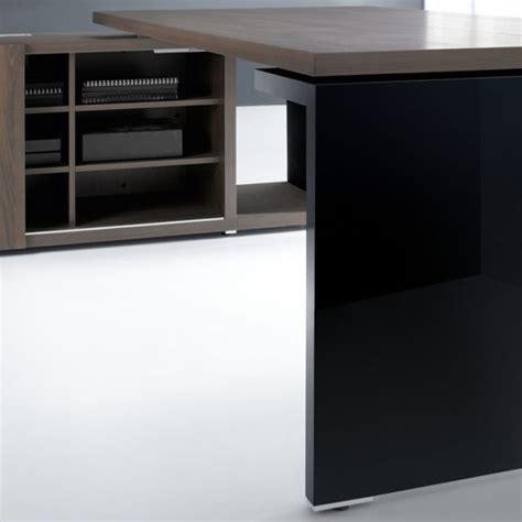 ultra modern desks ultra modern white espresso desk ambience dor 233