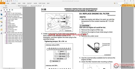 service manual download car manuals pdf free 1985 mitsubishi pajero engine control