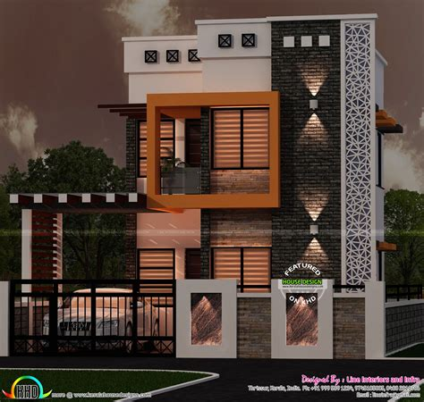 desing home april 2016 kerala home design and floor plans