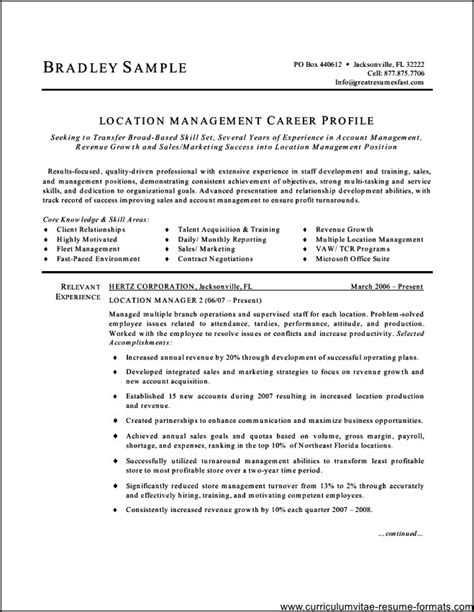 free office manager resume templates free samples