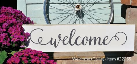 front door welcome signs new front door welcome sign expressions available