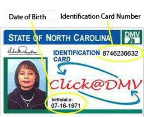 where can i make an id card ncdot duplicate driver license id card help