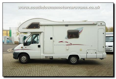 Southdowns   Used Swift Lifestyle 600S Motorhome U2351 4/67 Photo Gallery