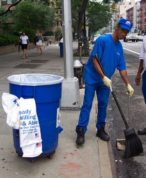 st cleaner trying to clean up new york