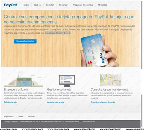 can you make a paypal with a prepaid card younique money paypal prepaid mastercard spain